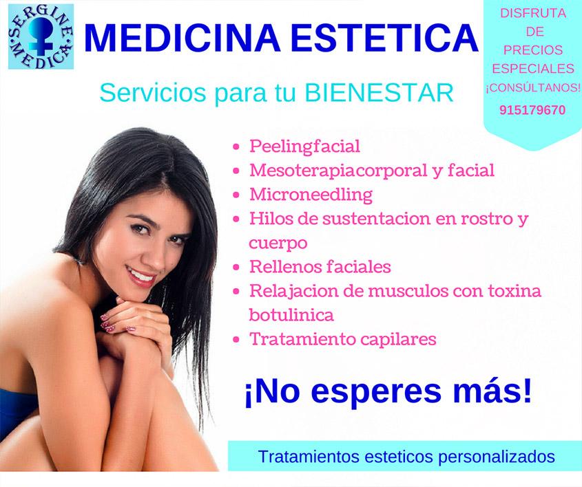 Medicina estética de bienestar