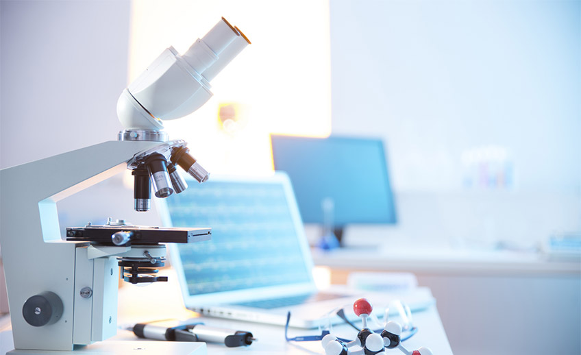 Equipo empleado en las pruebas de fertilidad en Madrid