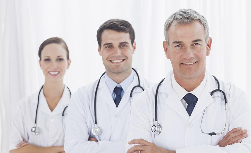 Equipo médico de urólogo en Madrid de la Clínica Sergine Medica